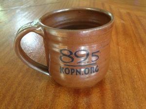 KOPN Coffee Mug