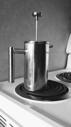 Picture of Insulated Stainless Steel French Press